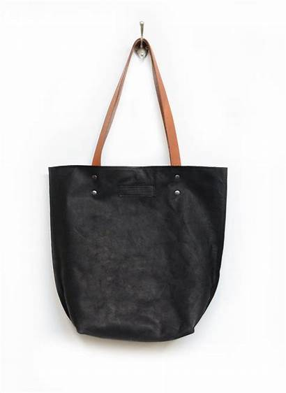 Pitch Bag Leather Tote Guardado Desde