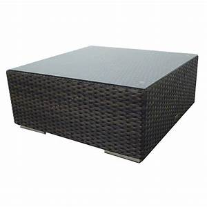 Coffee tables ideas awesome outdoor wicker coffee table for White resin wicker coffee table