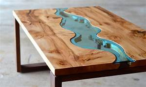 70 incredibly unique coffee tables awesome stuff 365 for Incredible weird coffee tables