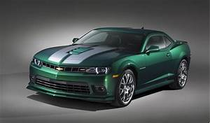 2017 Chevrolet SS Camaro specs, redesign and release date