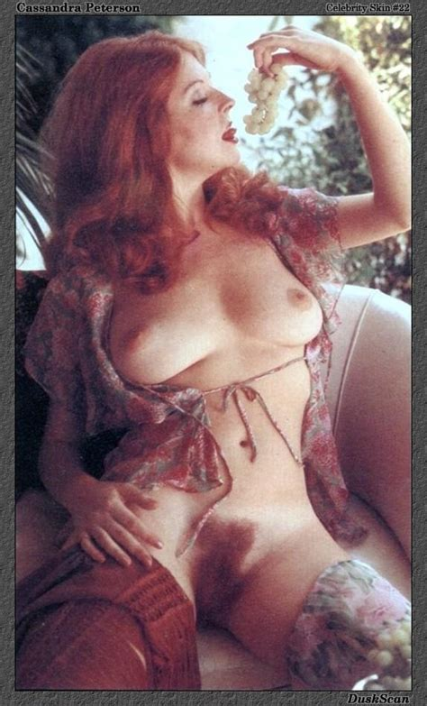 Cassandra Peterson Nude Pics Page