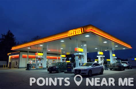 cheap gas   points