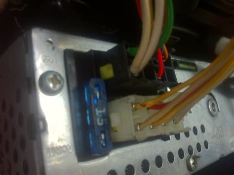 brancher prise sur autoradio 206 206 peugeot branchement autoradio peugeot 206