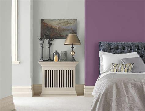 wohnraumgestaltung mit farben wohnraumgestaltung mit frischen farben lila und grau