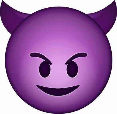 Emoji Emojis Iphone Devil Demon Whatsapp Ios