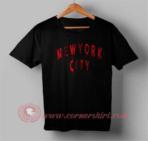 T Shirt Kaos New York new york city custom design t shirts custom design shirts