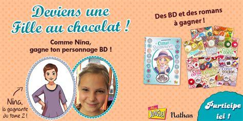 cuisine hello les filles au chocolat t2 jeu concours jeux 2 filles