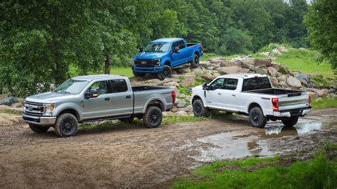 ford launches  series super duty tremor  road model