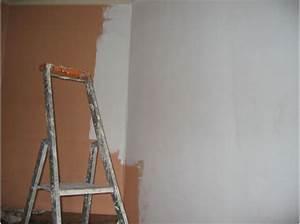 peut on peindre sur du papier peint With peindre de la tapisserie