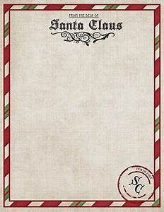 25 unique Free letters from santa ideas on Pinterest