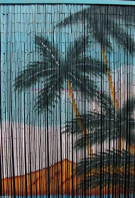 bamboo beaded door curtains furniture ideas deltaangelgroup