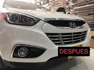 Hyundai Tucson Versions : persiana cromada hyundai tucson ix35 2014 2017 versi n checo en mercado libre ~ Medecine-chirurgie-esthetiques.com Avis de Voitures