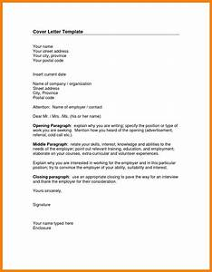 who to address cover letter to if unknown
