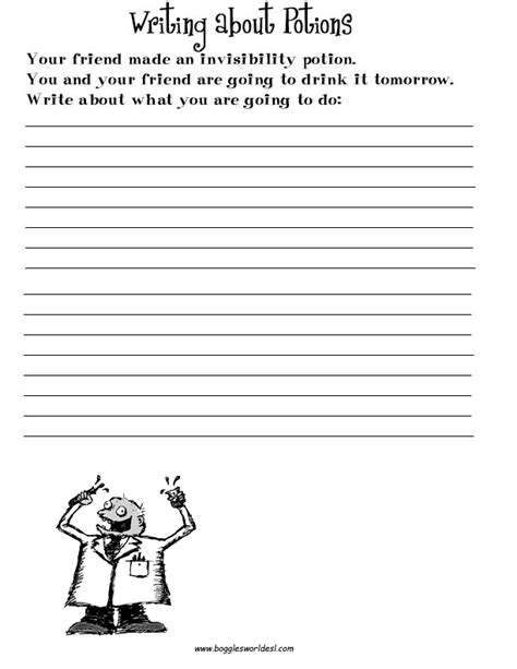 Creative writing worksheet grade 6 - do my essay for me free