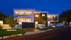 Glamorous Contemporary Living In Los Angeles iDesignArch
