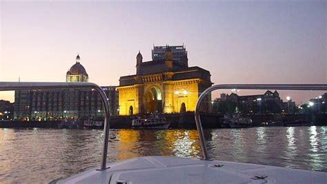Boat Service Mumbai To Alibaug by Speed Boat To Alibaug From Gateway Of India India Travel
