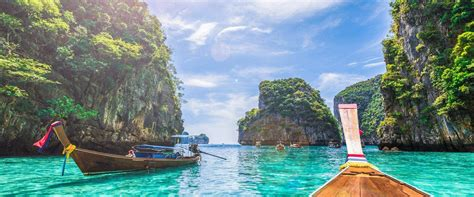 4 Liveaboards In Phi Phi Thailand