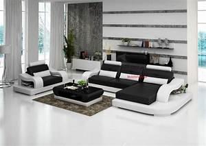 Canapé Cuir Fauteuil : canap d 39 angle cuir lyon fauteuil et table ~ Premium-room.com Idées de Décoration