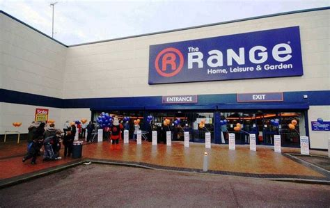 in the range from 80 for ballymena as the range announces new superstore the news