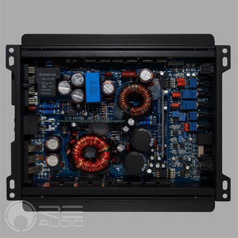 Audio Xtx Mini Monoblock Class Series Full