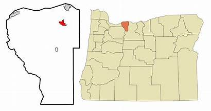 Oregon Hood River Odell County Svg Incorporated