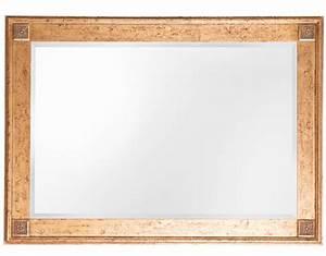 Große Spiegel Mit Rahmen : spiegel mit goldenem rahmen ~ Michelbontemps.com Haus und Dekorationen