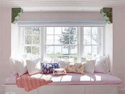 Window Seat Bedroom Designs Pillows Nook Bedrooms