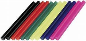 Heißklebesticks 11 Mm : dremel gg05 hei klebesticks 7 mm 100 mm verschiedenfarbig sortiert 12 st ~ Eleganceandgraceweddings.com Haus und Dekorationen