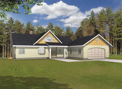 golden lake rustic  frame home plan   house plans