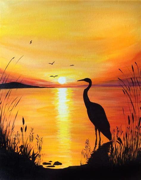 drawn scenery rising sun pencil   color drawn