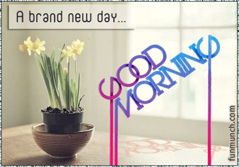 brand  day  good morning ecards  good morning