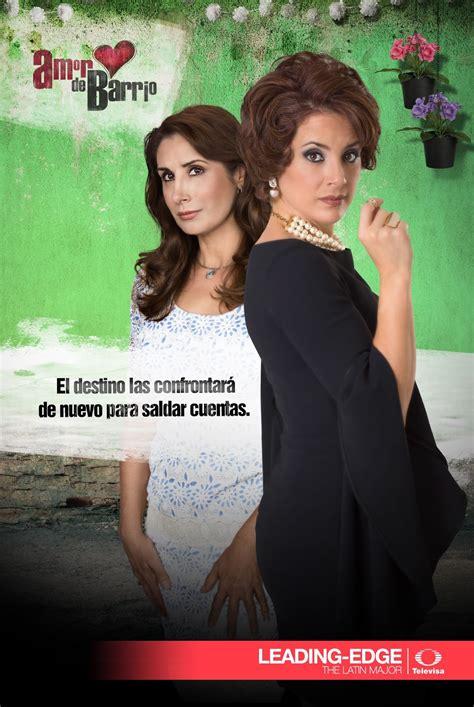 amor de barrio posters de telenovelas