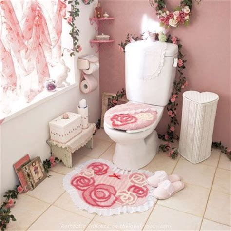 Girly Bathroom Accessories Sets by 11 Id 233 Es Deco Wc Cool Bricobistro
