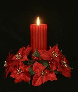 Creative Christmas Holiday Candles  Guide To Family Holidays On The Internet