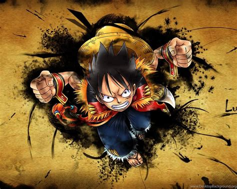 One Piece Luffy Wallpapers High Quality 10826 Hd