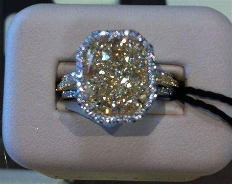 Best 25+ Canary Diamond Rings Ideas On Pinterest
