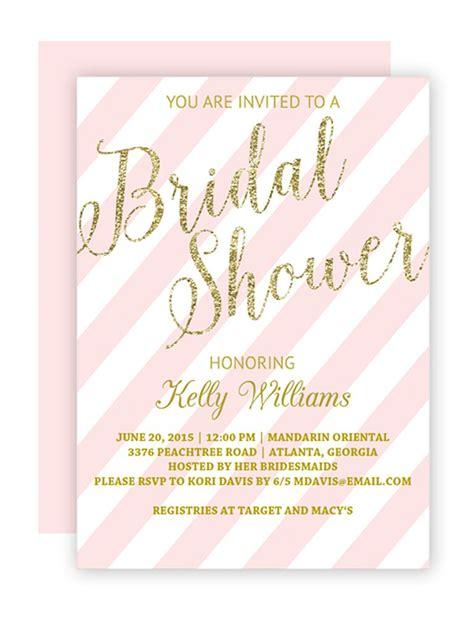 Evites Bridal Shower - printable bridal shower invitations you can diy