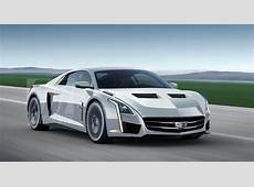 Design Studio Renders a Cadillac Supercar LS1Techcom