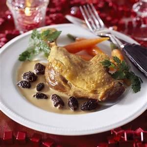 Recette Cuisse De Canard Vin Blanc : cuisses de confit de canard sauce morille une recette tr s ~ Dode.kayakingforconservation.com Idées de Décoration