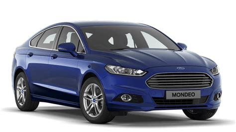 Ford Mondeo, Estate & Vignale Colours Guide