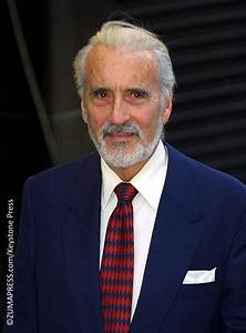 British actor Christopher Lee dies at 93 « Celebrity ...