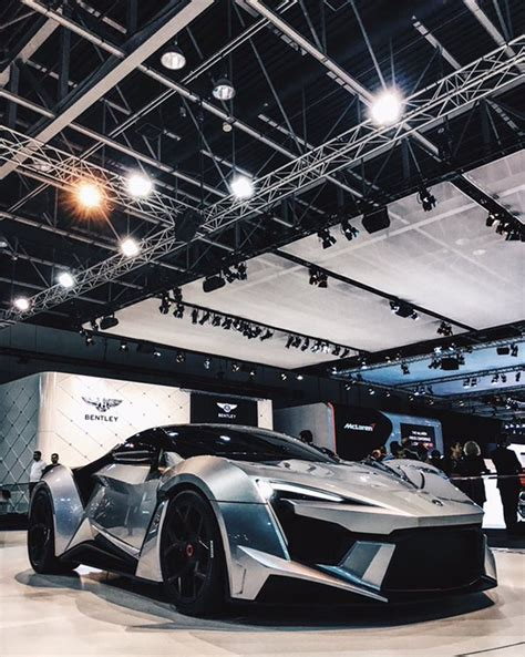 2018 W Motors Fenyr Supersport