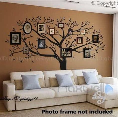 family tree wall stickers vinyl home photo decals room decor idecoroom