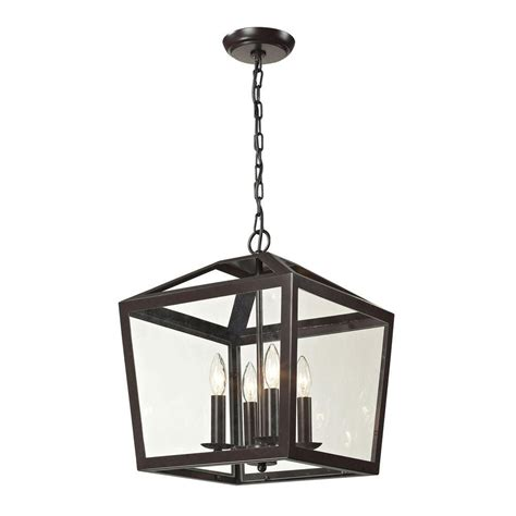rubbed bronze flush mount light titan lighting haxby collection 4 light rubbed bronze