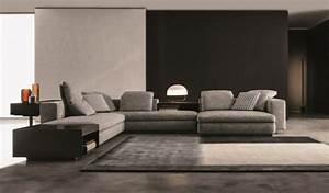 Möbel Wohnzimmer Modern : moderne wohnzimmer couch moderne wohnzimmer couch garnitur grau design seymour minotti moderne ~ Buech-reservation.com Haus und Dekorationen