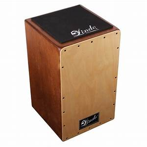 Lindo Platanus Hispanica And Birch Wood Spanish Cajon Drum