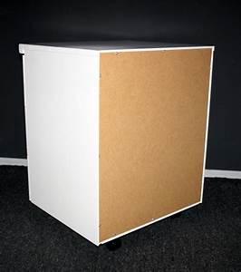 Büromöbel Weiß : rollcontainer 49x61x44cm 3 schubladen kiefer massiv wei ~ Pilothousefishingboats.com Haus und Dekorationen