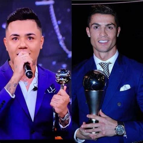 Felipe Araújo se compara com Cristiano Ronaldo e diverte a ...