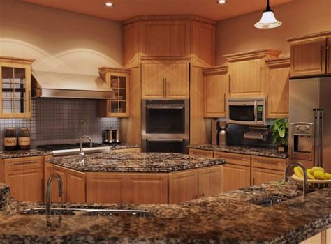what color countertops go with oak cabinets kitchen quartz countertops with oak cabinets quartz