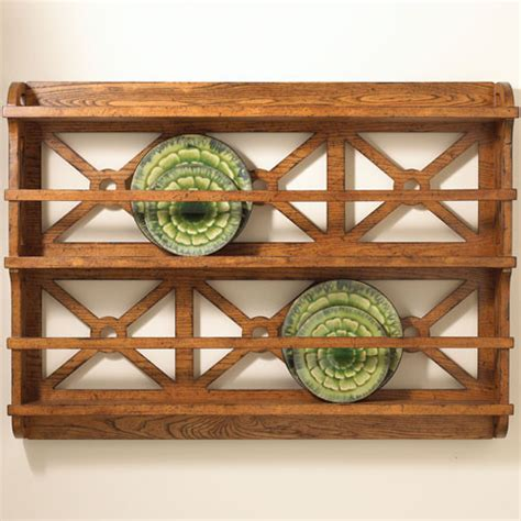 rustic plate rack traditional plate stands  hangers   southern home